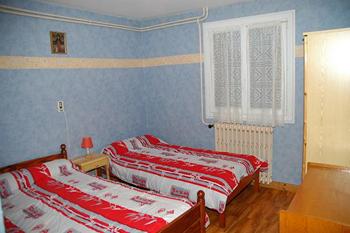 Appartement 5 personnes chambre - Central jardin saint bonnet pres riom ...